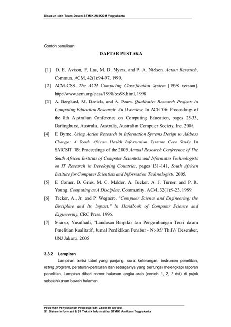 Contoh Jurnal Ilmiah Sistem Informasi Manajemen - Contoh Wa