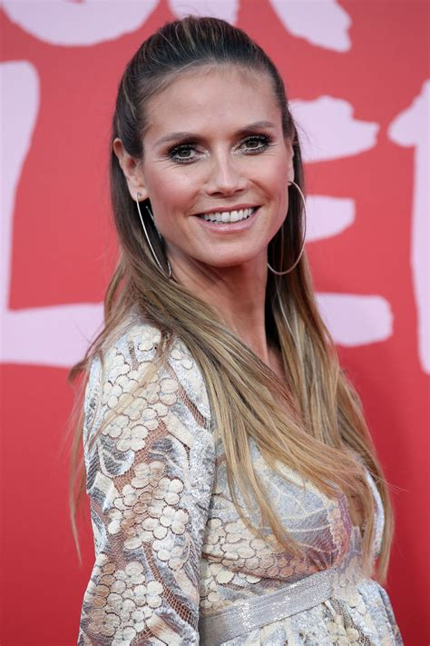 Heidi Klum Fashion For Relief Cannes Film Festival
