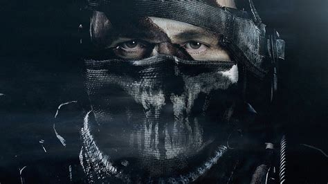 Wallpaper Call Of Duty Ghosts Game Activision