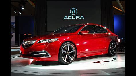 2015 Acura Tlx Video (previously Acura Tl)