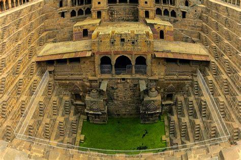 breathtaking stepwells  india