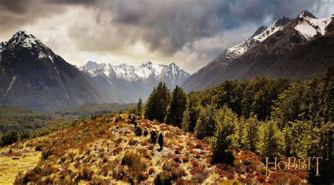 Middle Earth Tourism Campaign Lauded Nz