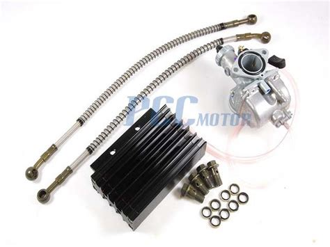 Lifan 150cc Oil Cooled Engine Motor + Oil Cooler Lf150-combo