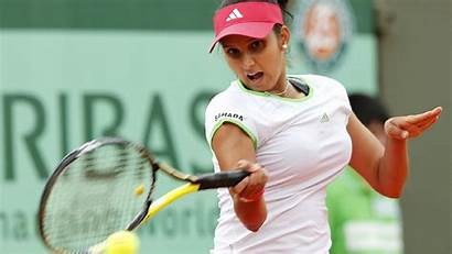 Mirza Sania Tennis Player Indian Wallpapers Sports