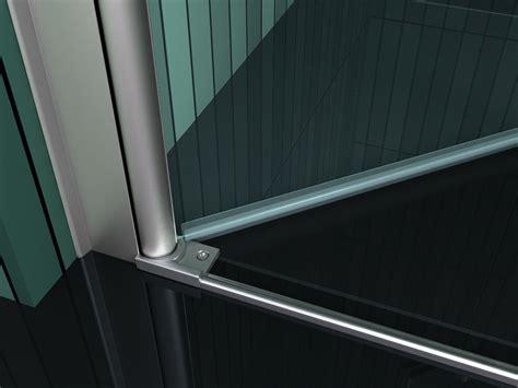 aluminium wandprofil wing 75 100 x 180 cm nischent 252 r duschwand pendelt 252 r duscht 252 r