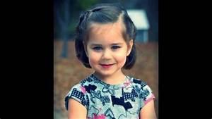 Coupe Petite Fille Mi Long : coiffure enfants fille tendance youtube ~ Melissatoandfro.com Idées de Décoration