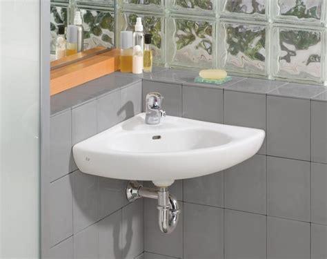 corner bathroom sink ideas corner sinks