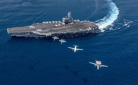 US Navy admiral praises Chinese 'professionalism' in ...