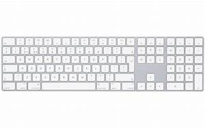 Keypad Layout  1 6  Portable For Imac High Sierra 10 13