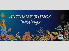 Autumn Equinox Astrocal