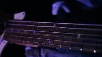 Slow-Motion Guitar Strings