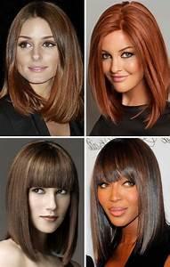 Coiffure Carré Mi Long : coiffure hiver 2015 2016 toutes les tendances en 25 photos ~ Melissatoandfro.com Idées de Décoration