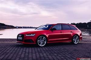 Audi Rs6 : 2016 audi rs6 avant review gtspirit ~ Gottalentnigeria.com Avis de Voitures
