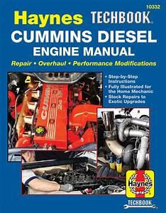 Cummins Diesel Engine Performance Haynes Techbook