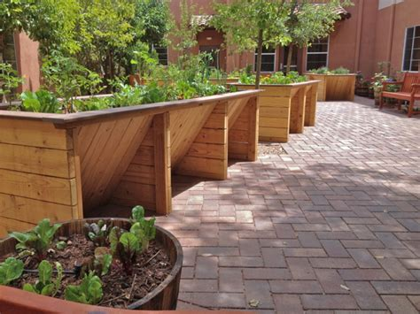 wheelchair accessible gardens by gardens for