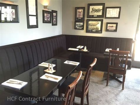 Banquette Seating, Fixed Bench, Fixed Seating,wall Seating
