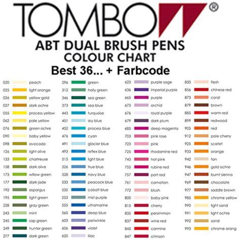 tombow abt dual brush