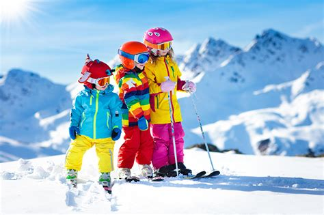 images  girls boys helmet children winter snow