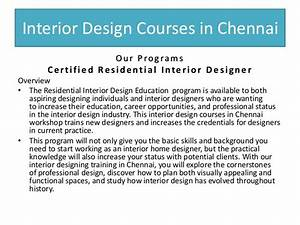 Best interior design courses in chennai guindy tambaram for Interior designers courses in chennai