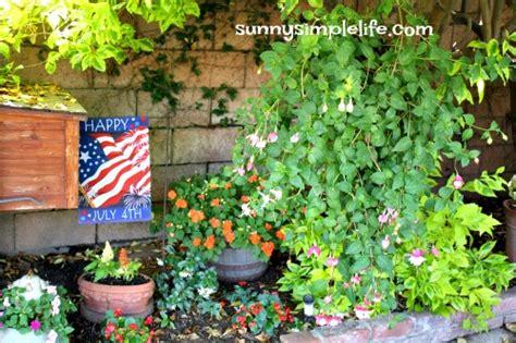 Recipes Patriotic Planting by Simple Patriotic Garden Ideas Decorating The