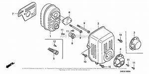 Honda Engines Gx100u Qbe Engine  Jpn  Vin  Gcagk