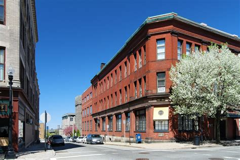 downtown fall river historic district