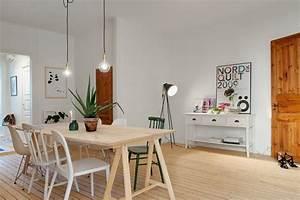 meubles scandinaves style et simplicite dans le design With salle À manger contemporaine avec mobilier design scandinave