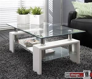 Couchtisch Weiß Mit Glasplatte : couchtisch wei hochglanz mit glasplatte com forafrica ~ Whattoseeinmadrid.com Haus und Dekorationen