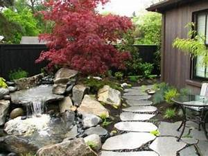 Idée Jardin Japonais : d coration jardin japonais 18 exemples inspirants ~ Nature-et-papiers.com Idées de Décoration