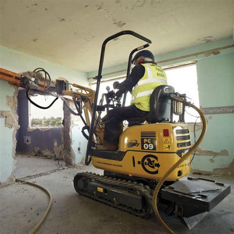mini excavator pc  komatsu hanomag gmbh crawler compact  construction