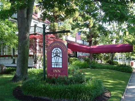 washington inn cape  area restaurants  dining