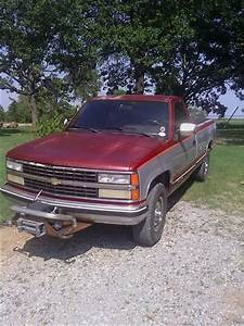 Sell Used 1990 Chevy 4x4 3  4 Ton Pickup Lot Of New Parts