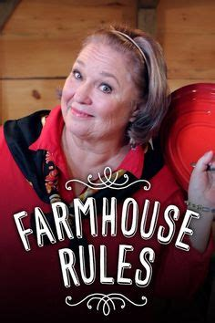 nancy fullers kitchen  upstate  york   set   food networks farmhouse rules