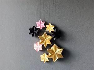 Sterne Aus Papier Falten : die besten 25 papiersterne falten ideen auf pinterest faltstern anleitung weihnachtssterne ~ Buech-reservation.com Haus und Dekorationen