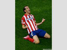 Diego Godin Real Madrid v Atletico de Madrid UCL Final