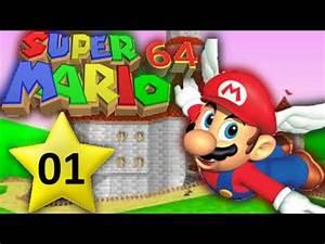 Super Mario Kuchen : let 39 s play super mario 64 01 der kuchen ist eine l ge youtube ~ Frokenaadalensverden.com Haus und Dekorationen
