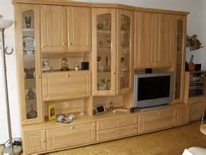 ikea einbauküche wohnzimmerschrank buche maße breit hoch tief inkl viel beleuchtung