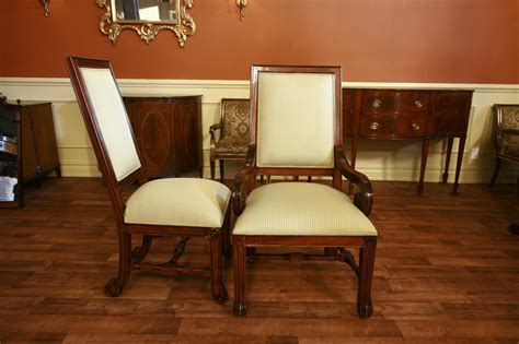 large mahogany dining room chairs luxury chairs upholstered dining chairs ebay