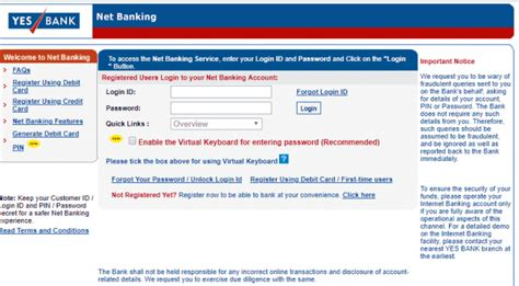 Pin cannot be regenerated for debit/credit cards that are permanently blocked. Yes Bank Debit Card Pin - How to Generate or Change ATM PIN Online