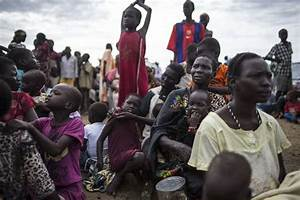 Food Crisis Worsens In South Sudan As Civil War Is Displacing Millions