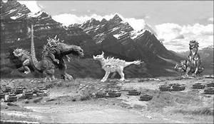 Rodan's Roost: Kaiju Scrap-yard: Varan, Baragon, Anguirus ...