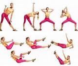 Какие надо делать упражнения чтобы похудеть в домашних условиях за неделю