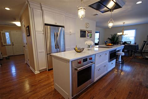 pro kitchen design white medley little falls nj