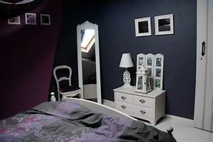 deco chambre mansardee adulte With deco chambre mansardee adulte