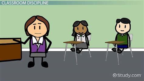 classroom discipline definition strategies video