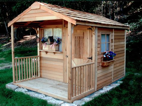 clubhouse  sale wooden kids clubhouse kits outdoor diy plans cedarshed usa