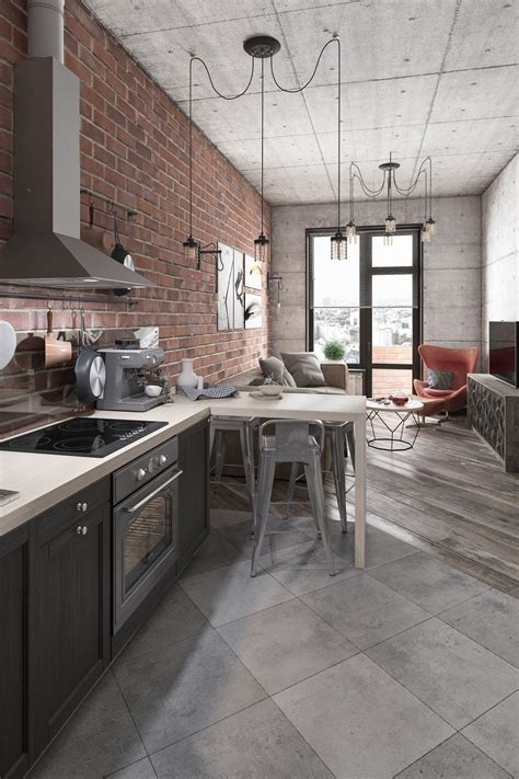 kitchen designs for 5 sqm bold decor in small spaces 3 homes 50 square meters