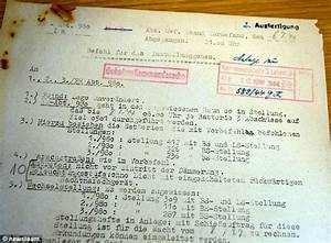 how the nazis bombed thousands of germans for v 2 rockets With classified documents images