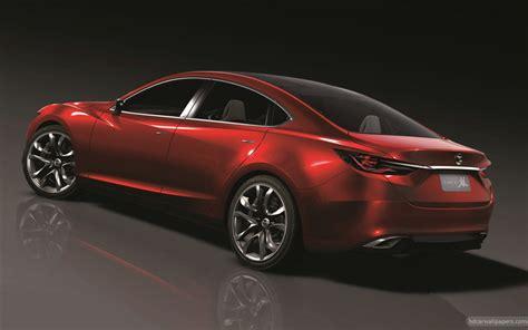 2011 Mazda Takeri Concept 2 Wallpaper