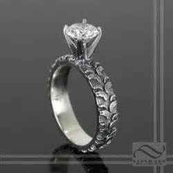 ladies cubic zirconia tire tread engagement ring by austin With super swamper wedding ring sets